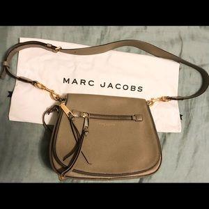 Marc Jacobs Large Recruit Crossbody Saddle Bag